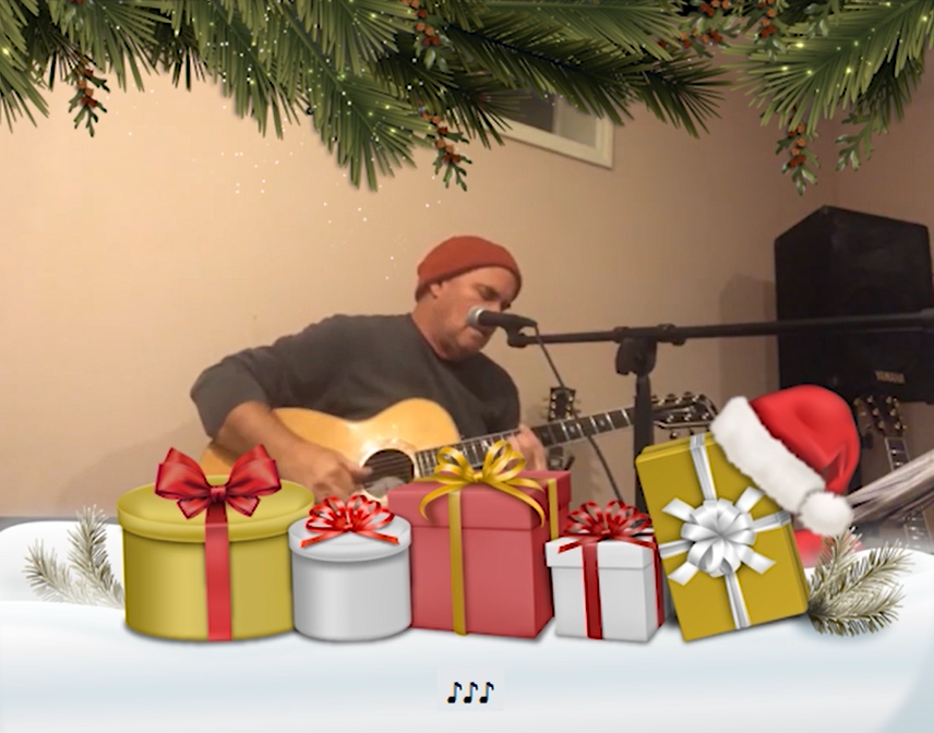 """""""Have Yourself a Merry Little Christmas"""" - Acoustic Cover by Bill Simpson"""