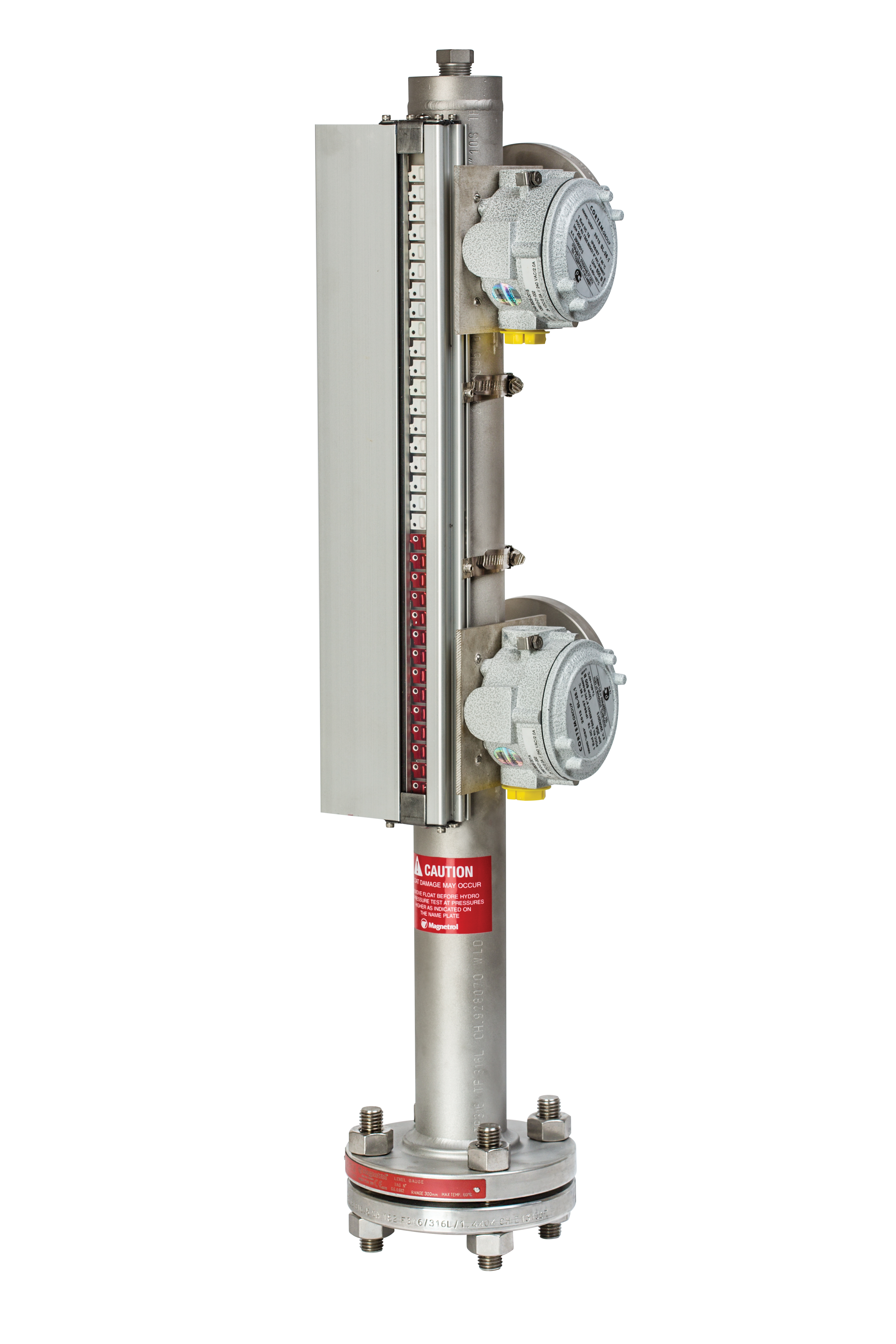 Magnetic Angle Indicator : Vector™ magnetrol
