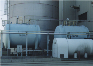 lubricant oil tanks