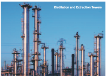 distillation and extraction towers