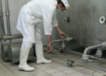 Hygienic flow switch applications include foam detection, CIP operations and Water For Injection (WFI) systems.