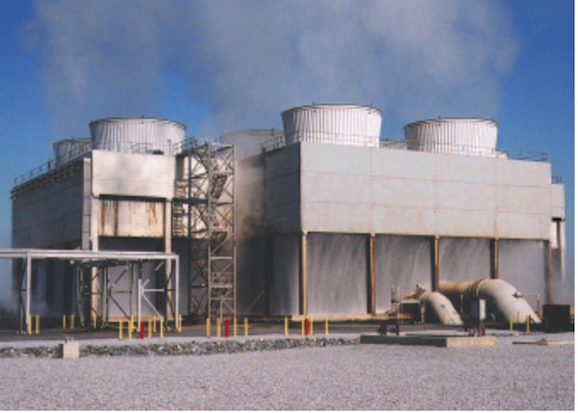 Level Measurement Solutions For Cooling Tower Basins