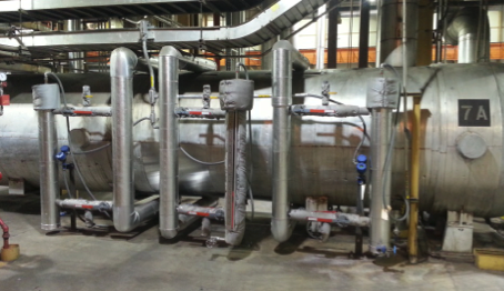 hp-feedwater heater