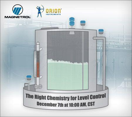 The Right Chemistry for Level Control